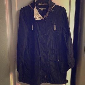 Other - Larry Levine Black Water Repellent Jacket Coat M